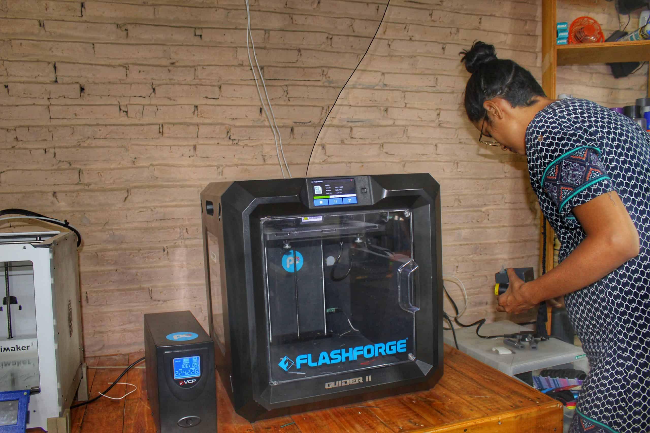 Impresión 3D: ¿una solución a la pandemia?