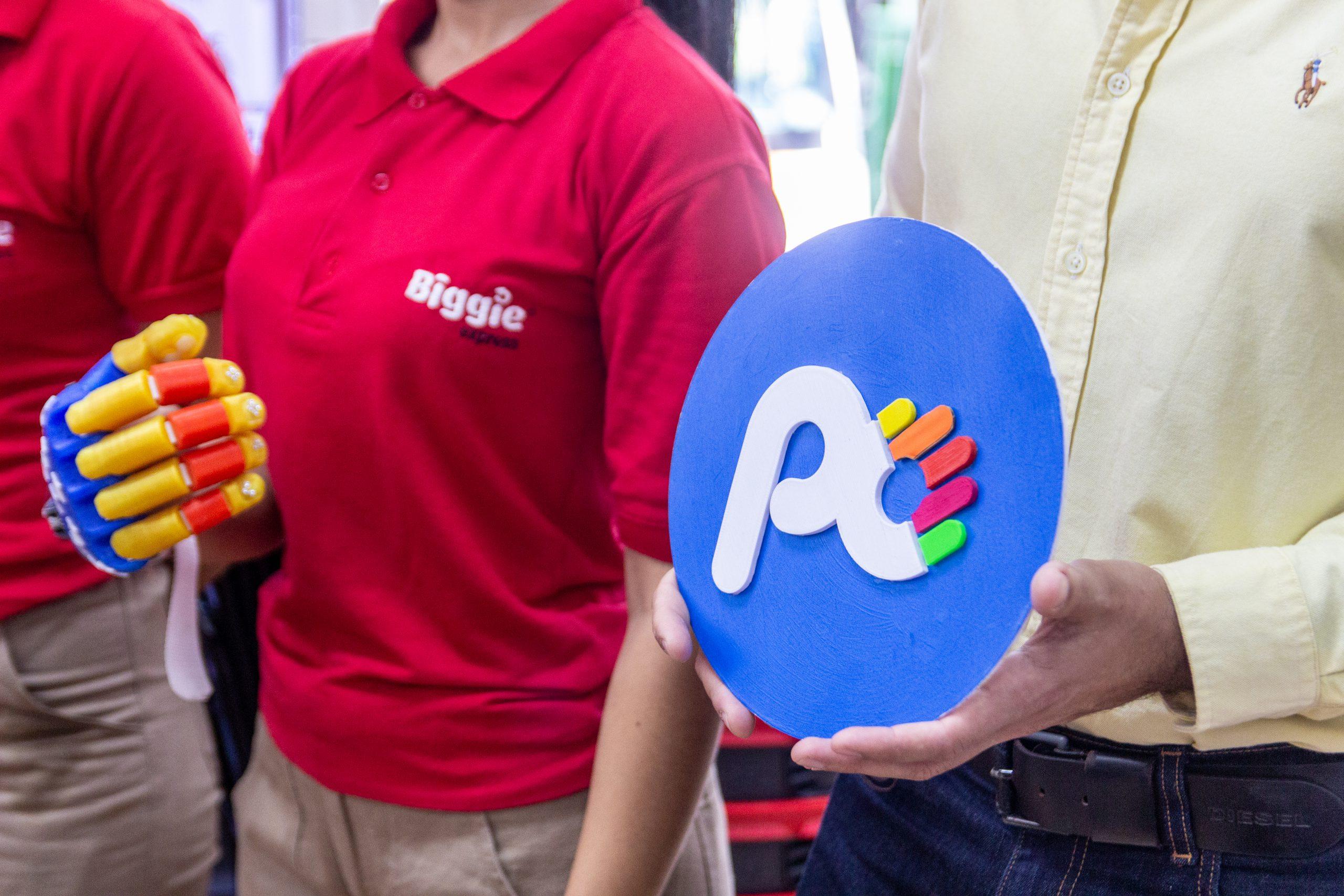 Biggie + Po: alianza que crea un mundo mejor